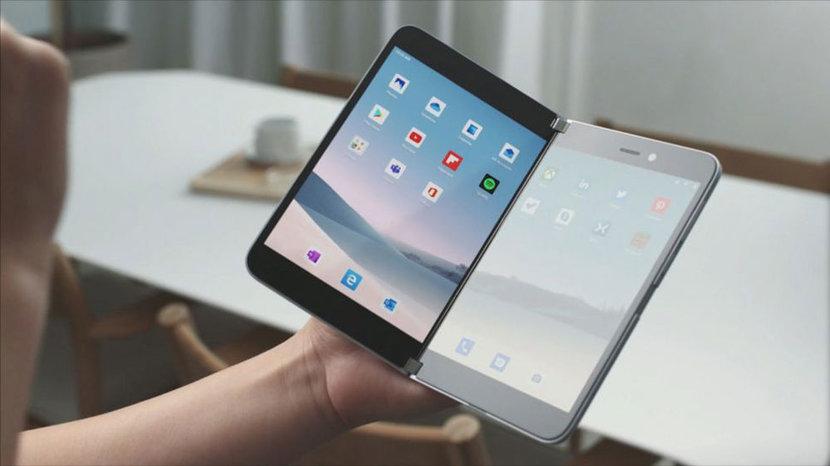 Microsoft, Surface, Foldable Phones