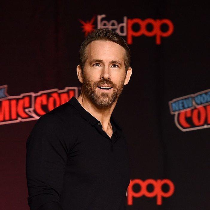 Ryan Reynolds, Beard
