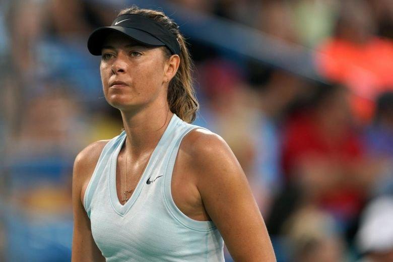 MAria Sharapova, Tennis, Abu dhabi