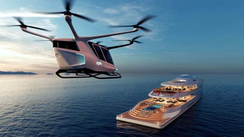 Superyacht, Eco friendly