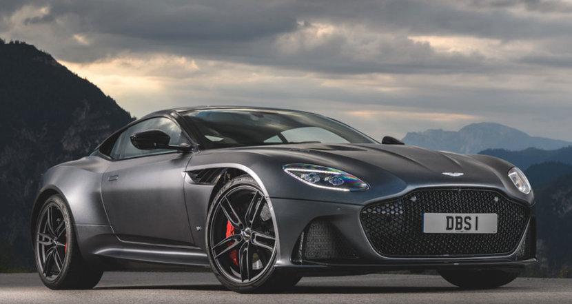 Aston Martin Calls The 300 000 Dbs Superleggera The Greatest Bond Car Line Up Ever Esquire Middle East