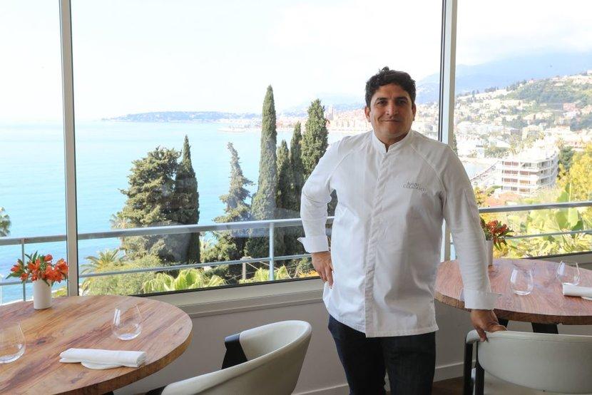 UAE, Dubai, Chef Mauro Colagreco, One&Only