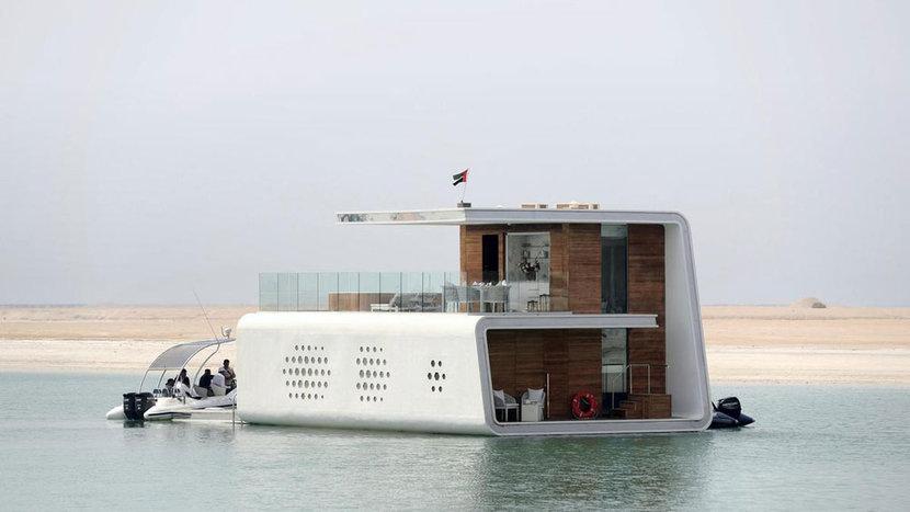 Dubai police, The world islands