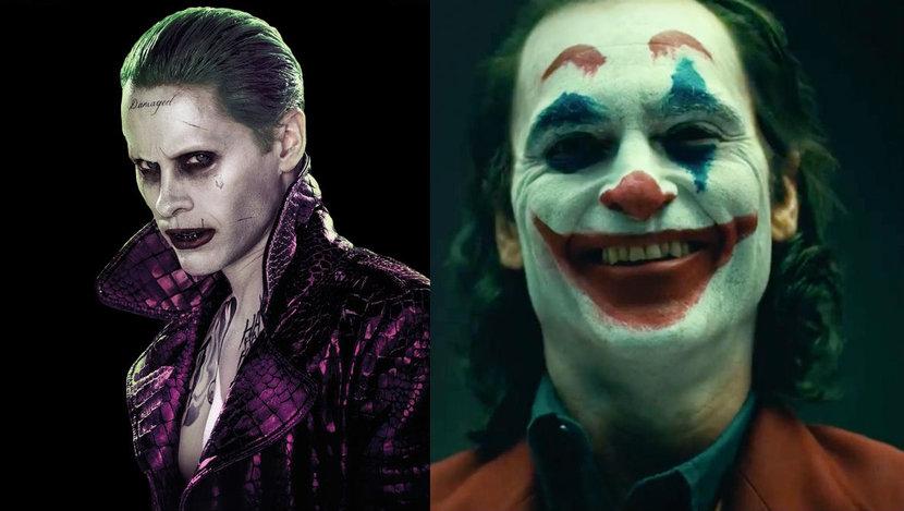 Joaquin Phenix, Jared Leto, Batman, The Joker