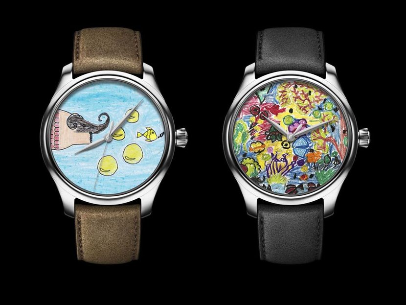 H. moser & cie, Charity