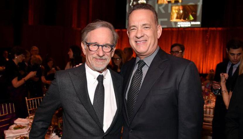 Apple tv+, Tom Hanks, Steven Spielberg