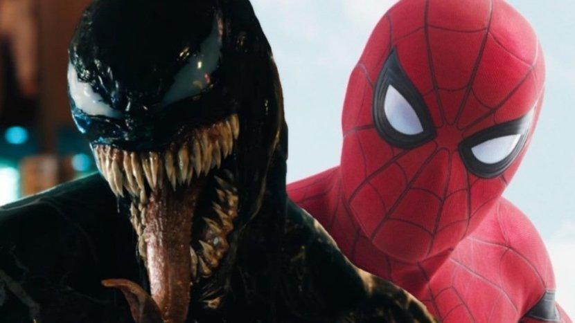 Venom, Spider-Man, Marvel, Mcu, Sony