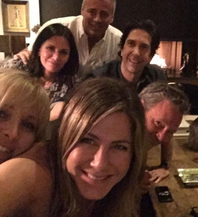 Jennifer aniston, Friends, Instagram, Celebrity