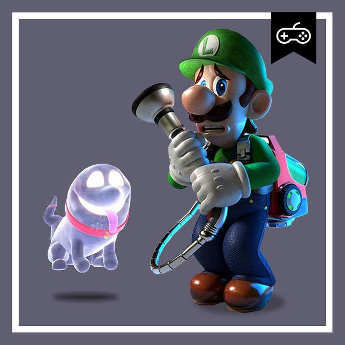 Nintendo, Video games, Luigi