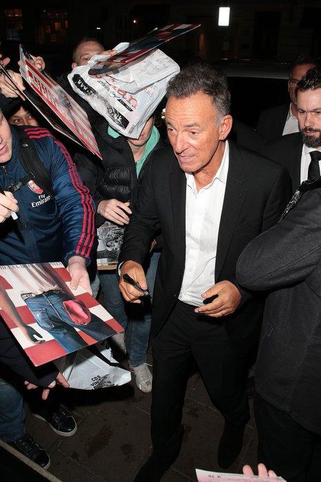 Bruce Springsteen, Celebrity Style