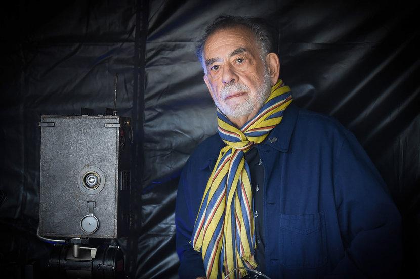 Francis Ford Coppola, Martin Scorsese, Marvel