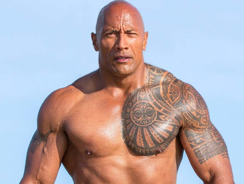 Superhero, DC, Dwayne Johnson