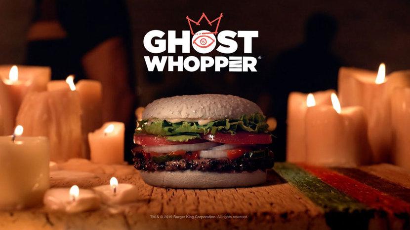 Burger King, Whopper, Halloween