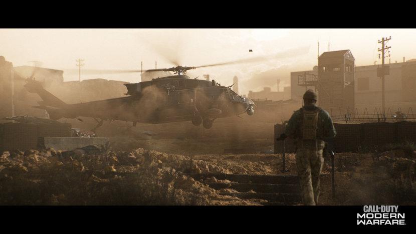 Call of Duty, Modern Warfare