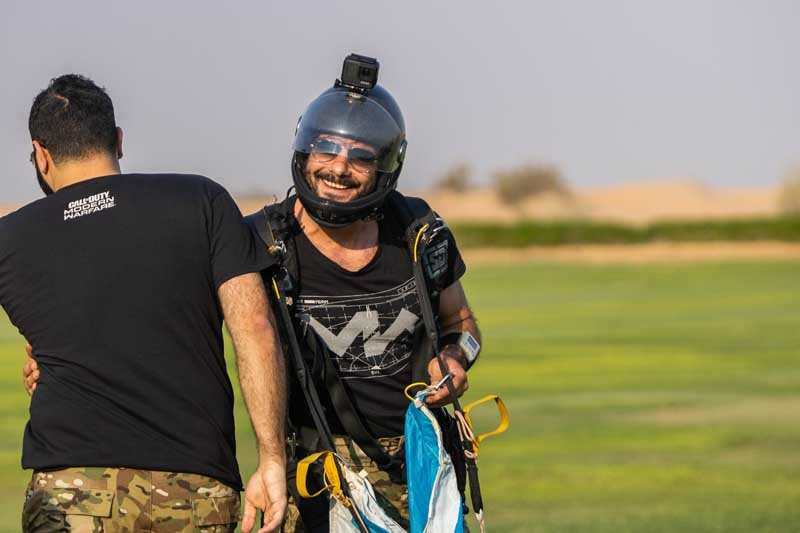 Call of DutyCall of Duty  Dubai United Arab Emirates 10242019Photo by Jes LuisseJes LuisseITP Images