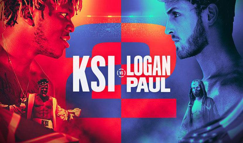 KSI, Logan Paul, Boxing