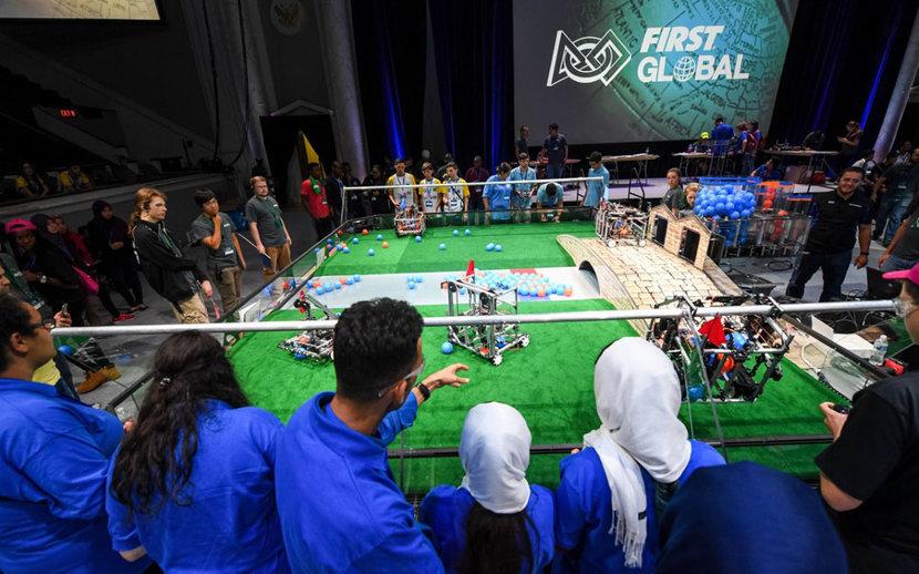 Robotics, Robots, AI