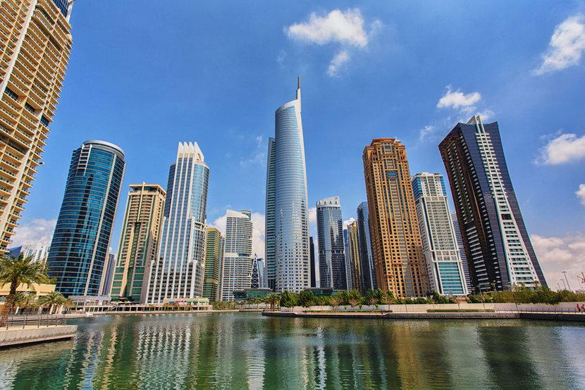 Jumeirah Lakes Towers, 5g