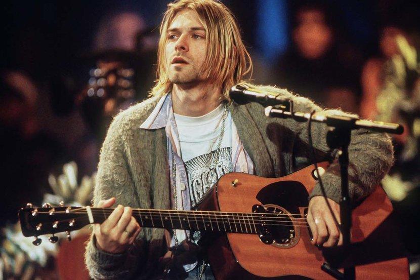 Kurt cobain, Nirvana, Auction