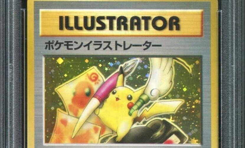 Pokemon, Auction
