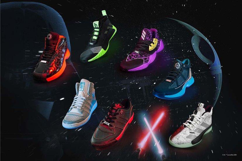 Star wars, Adidas, Sneakers
