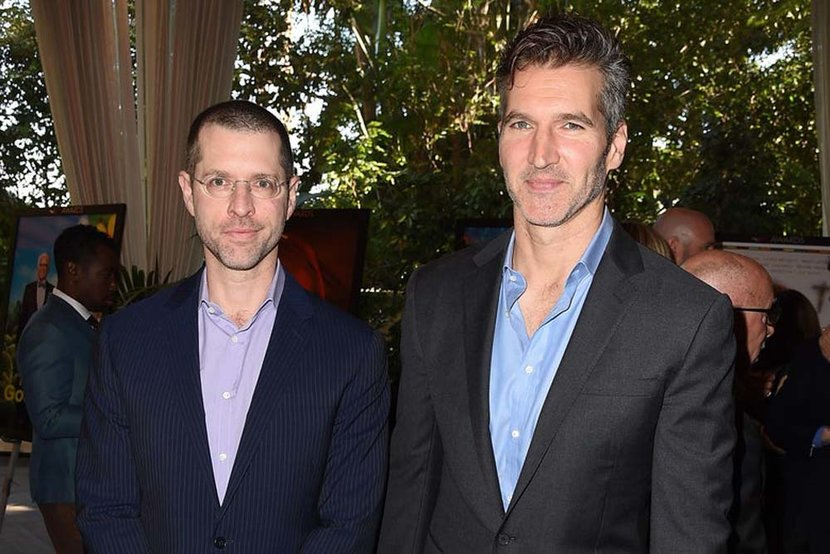Star wars, Game of thrones, Disney, David Benioff and DB Weiss