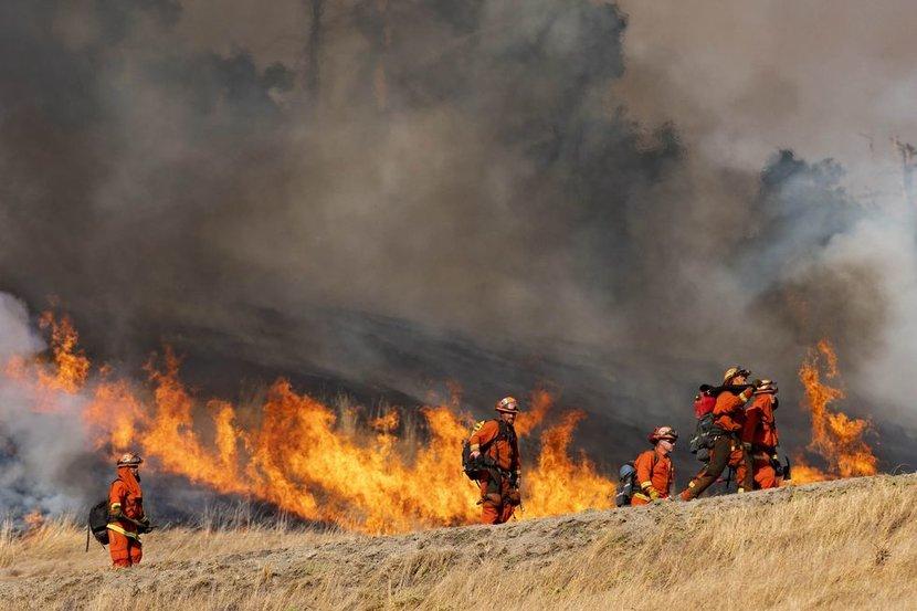 California, Wildfires