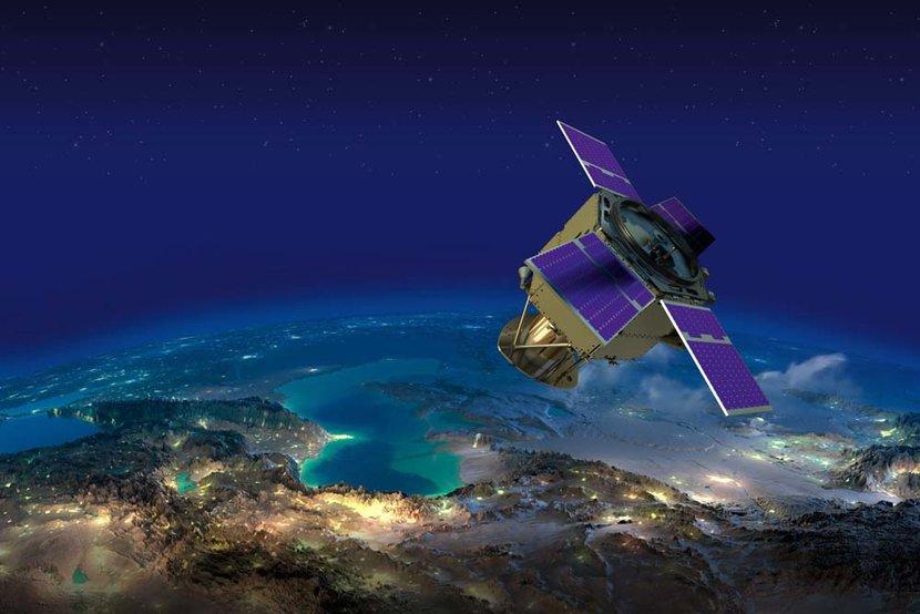 Satellites, Space