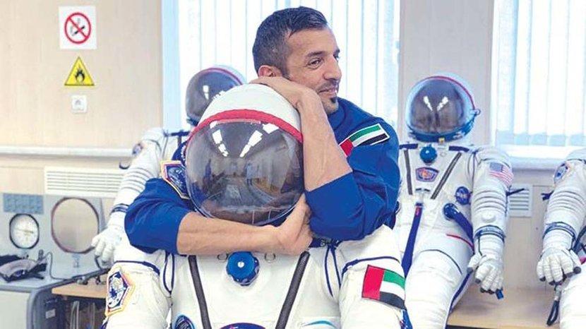 Sultan Al Neyadi, Emirati astronaut