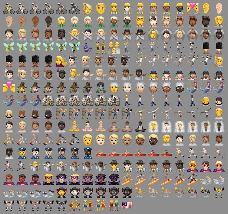 Apple, IOS, Emojis