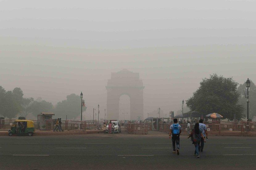 Delhi, Polluition, Toxic