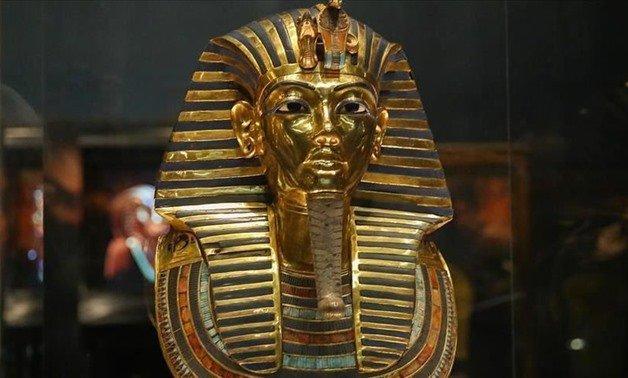 London, Tutankhamun, Egypt