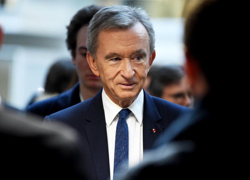 Bernard Arnault, Louis Vuitton, LVMH