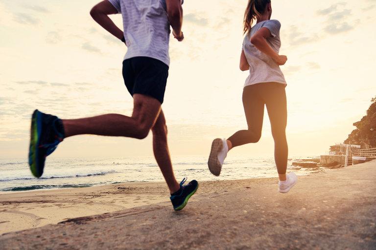 Running, Study, Science, Fitness