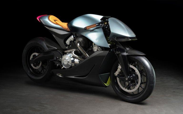 Aston Martin, Motorcycles, Motorbikes, Brough Superior, Motor show