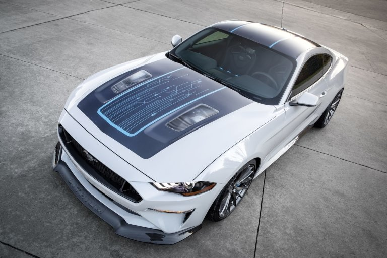 Cars, Ford, Mustang, Electric cars