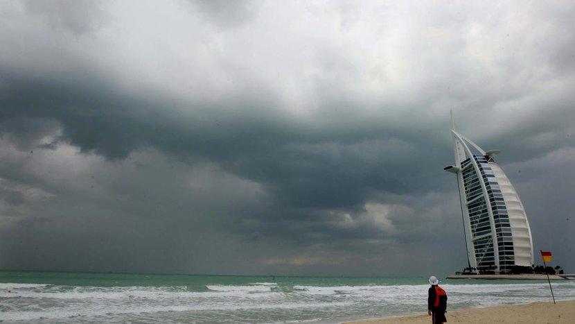 Rain, Dubai, Weather, Dubai rain