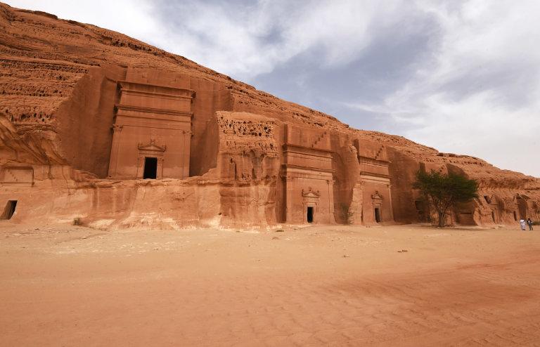 Saudi Arabia, Travel, Al Uhla