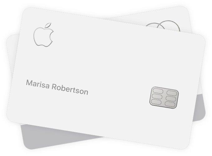 Apple, Apple Card