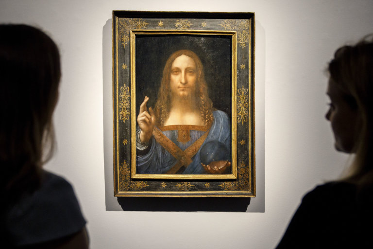 Louvre Abu Dhabi, Abu dhabi, Art, The Louvre, Da Vinci