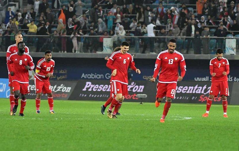 Qatar, Football, UAE, Saudi Arabia