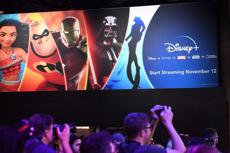 Disney, Disney+, Streaming, Online streaming, Netflix