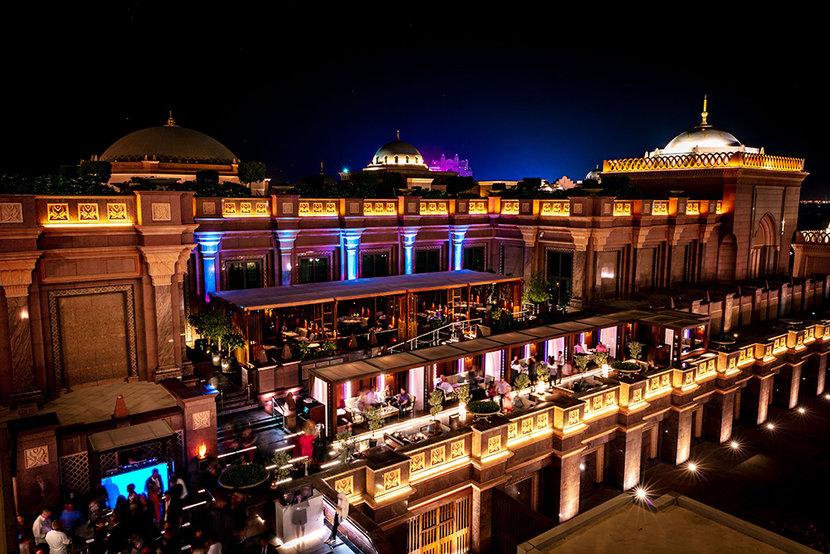 Hakkasan Abu Dhabi, Hakkasan, Gentleman's Night