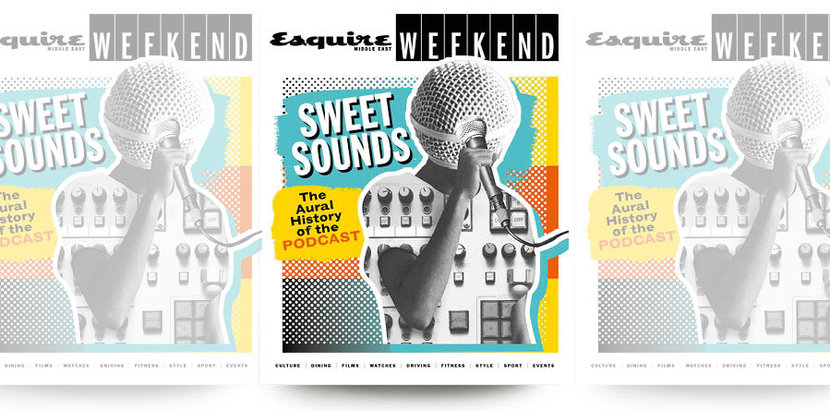 Podcasts, Esquire Weekend