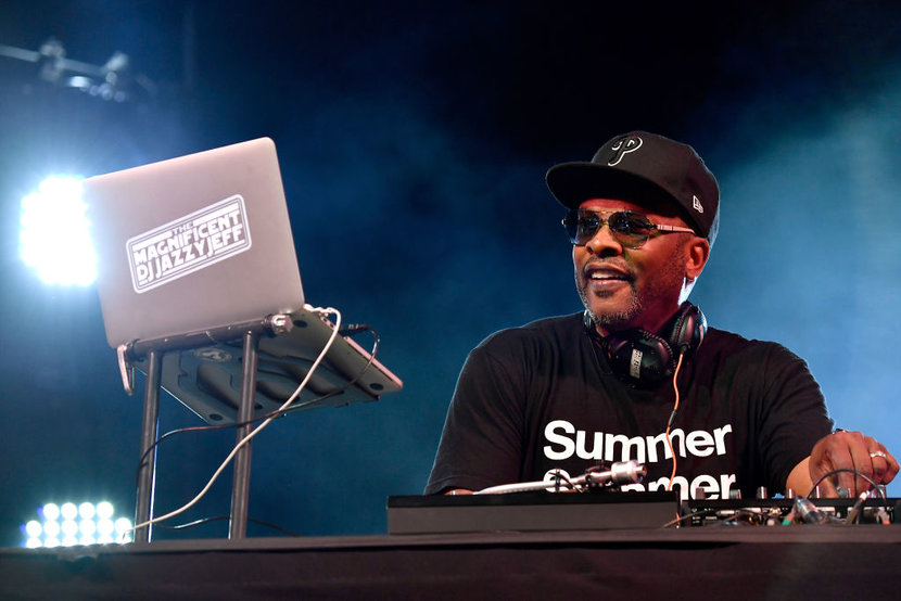 DJ Jazzy Jeff, Culture, Music, Abu dhabi, The Galleria Al Maryah Island