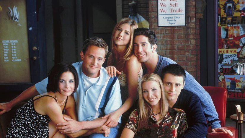 HBO, Friends reboot, Friends, HBO Max