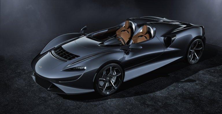 McLaren, Cars, Elva