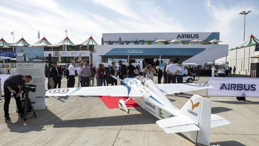 Airbus, Electric plane