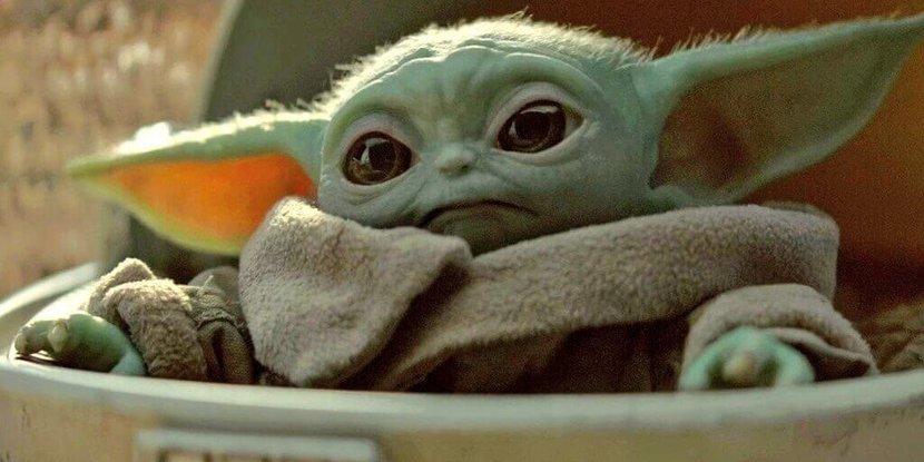 Mandalorian, The Mandalorian, Star wars, Baby Yoda