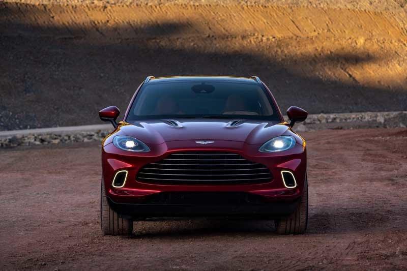 Aston Martin, DBX, SUV, Crossover, Cars